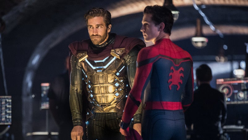 How Mysterio's Mystery Was Crafted In Spider-Man: Far From Home