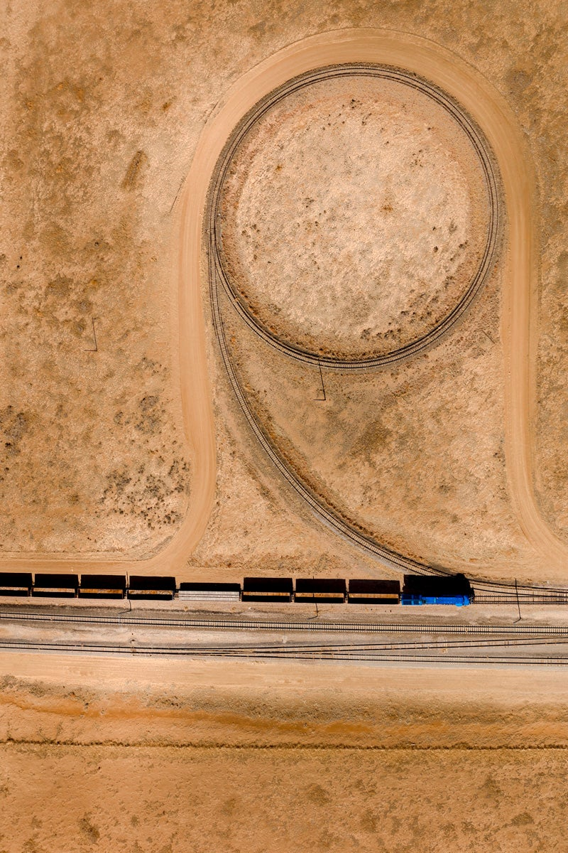 The Massive Proving Ground Where Extraordinary New Trains Are Tested
