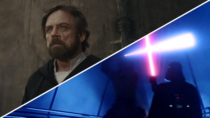 The Empire Strikes Back And The Last Jedi Share A Kindred Love Of Star Wars