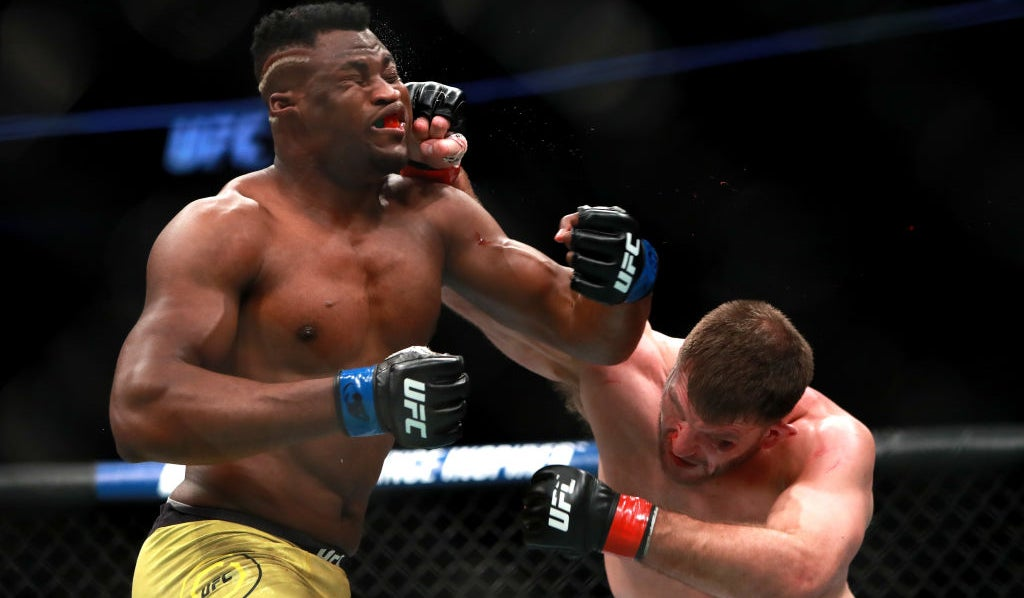 Francis Ngannou's Painful Loss Doesn't Doom His Shot At UFC Stardom