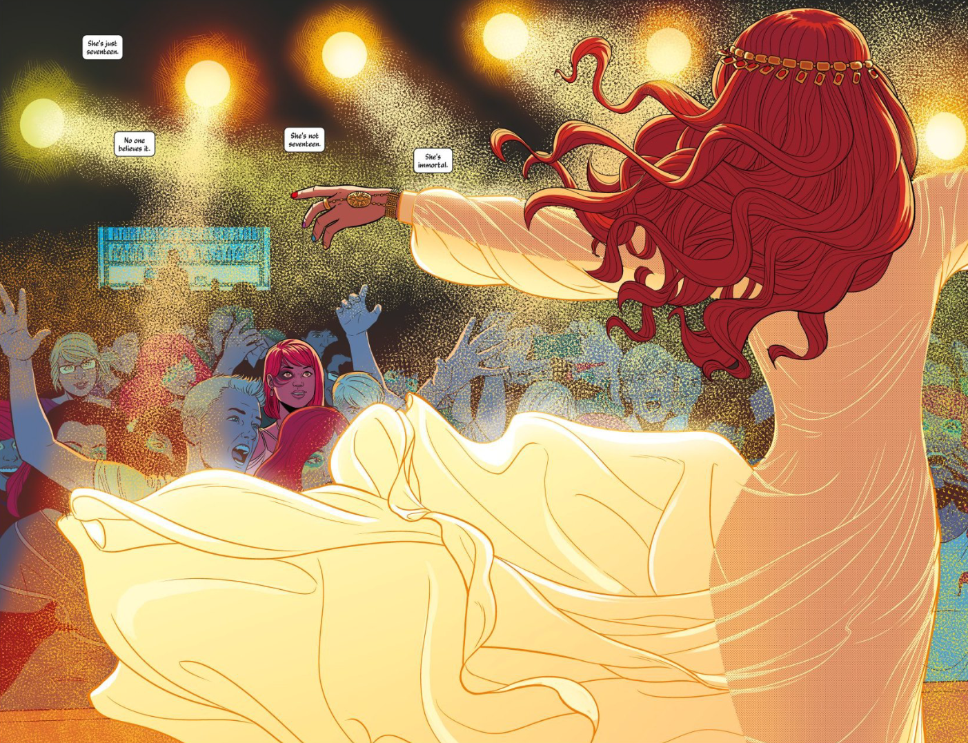 The Creators Of The Wicked + The Divine Talk About Making Beautiful Magic Together
