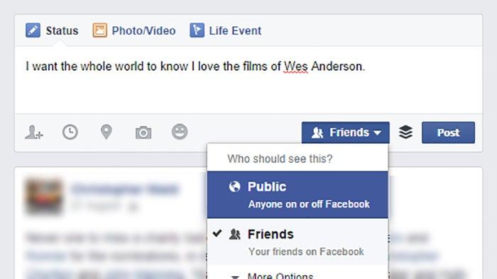 5 Good Reasons To Make Facebook Posts Public