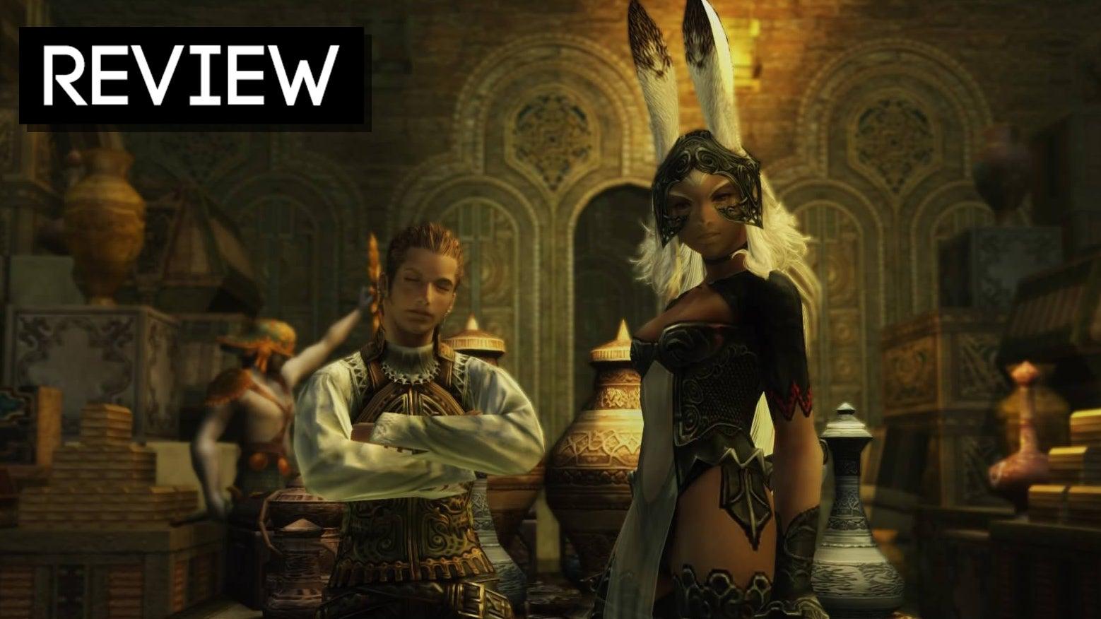 Final Fantasy 12 The Zodiac Age: The KotakuReview