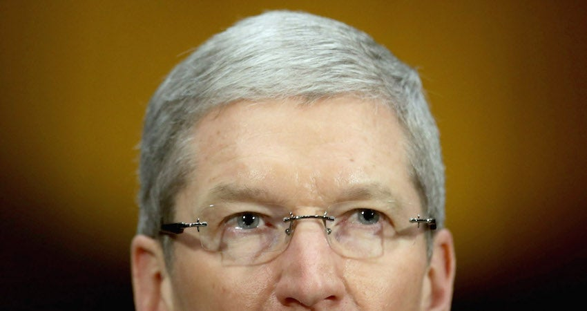 Even Tim Cook's Old High School Has Stopped Giving Its Students MacBooks