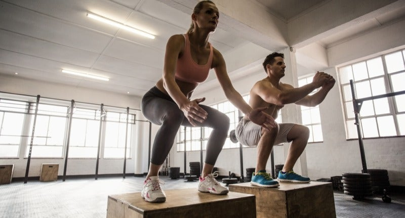 Take A Day Off Between CrossFit Workouts, Study Says