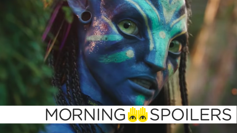 The Na'vi Of Avatar's Pandora Might Be Celebrating Christmas