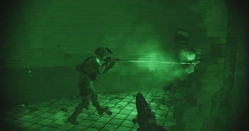 Pacifist Call Of Duty Player Refuses To Shoot The Bad Guys