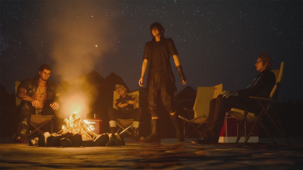 Final Fantasy XV's Director Breaks Down the Newest Trailer