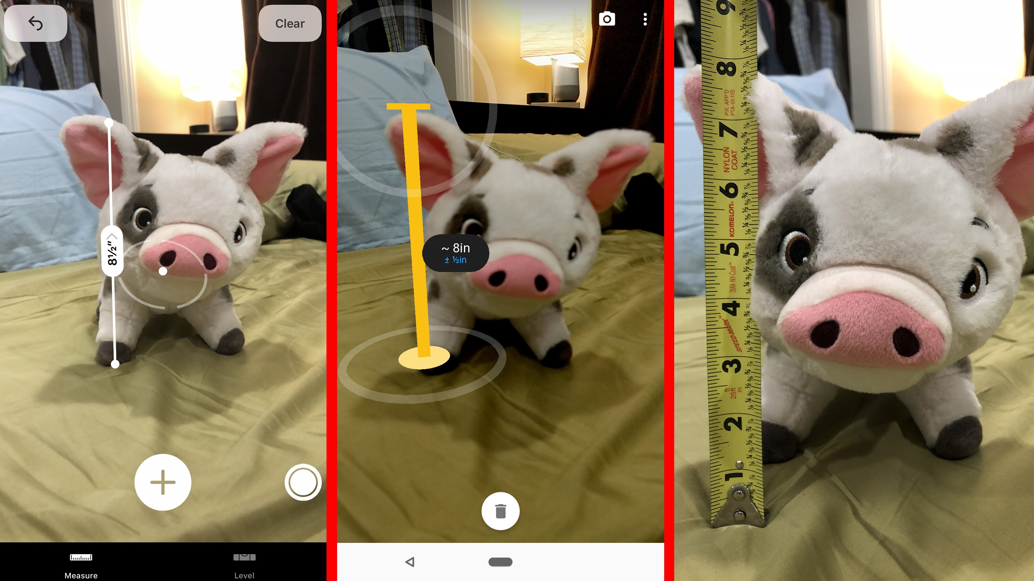 iOS AR Measuring App Vs. Android: Which Is More Accurate?