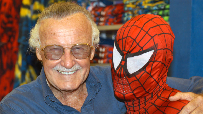 Stan Lee's Daughter Is Suing His Former Company