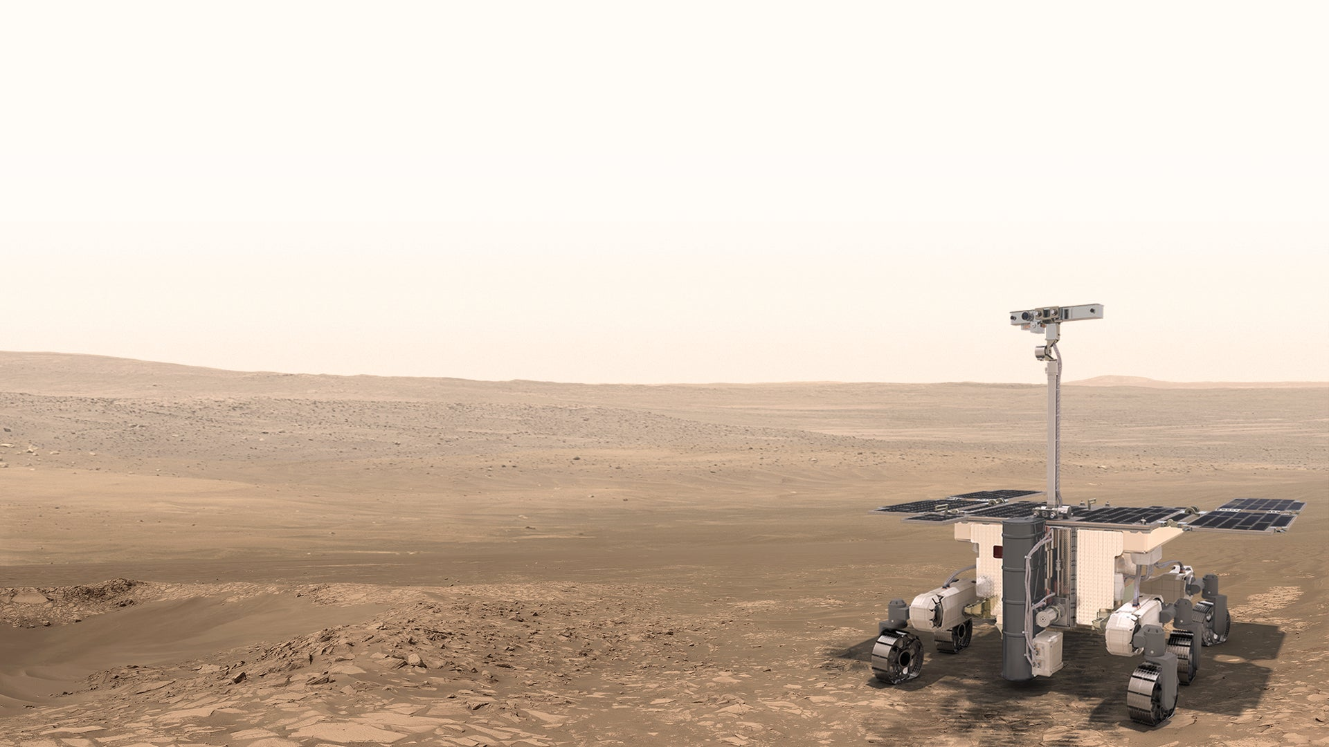 ExoMars Mission Pushed To 2022 Due To Technical Delays And Of Course, Covid-19