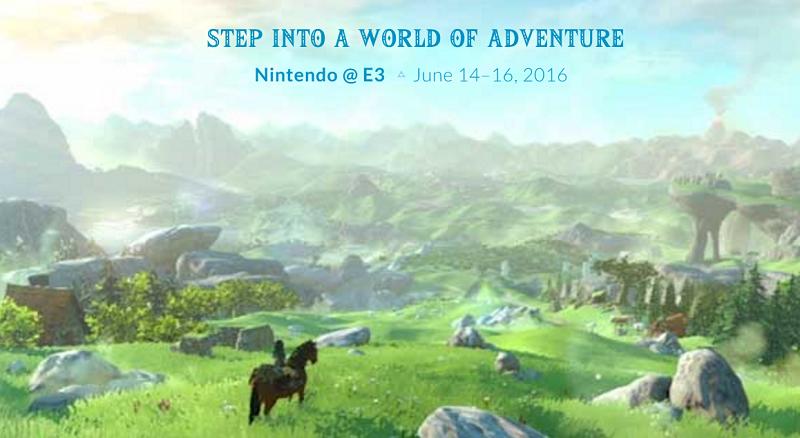 Nintendo Is Using Their E3 Press Conference Slot For A Zelda Event
