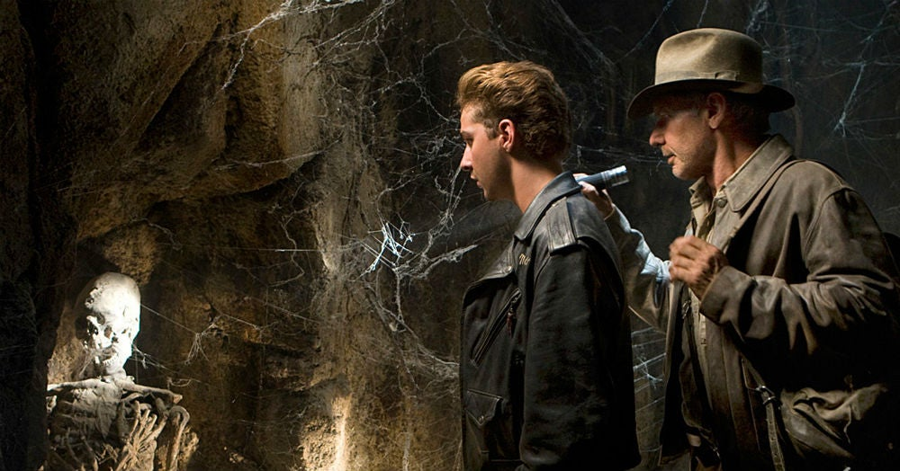 Why Kingdom of the Crystal Skull Could Actually Be a Good Thing For Indiana Jones