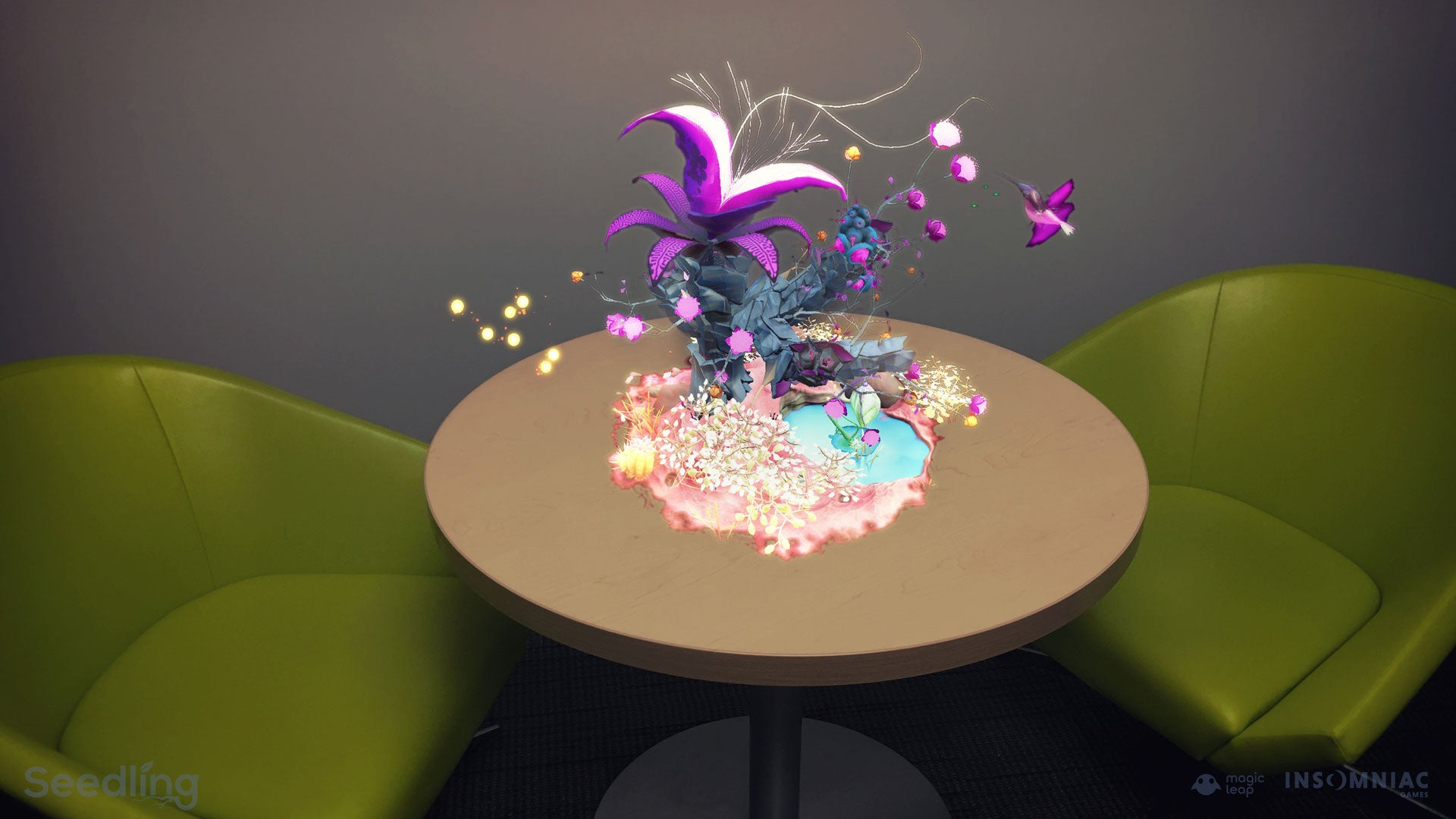 Seedling On Magic Leap Is The Most Relaxing Space Gardening Game You'll Never Play