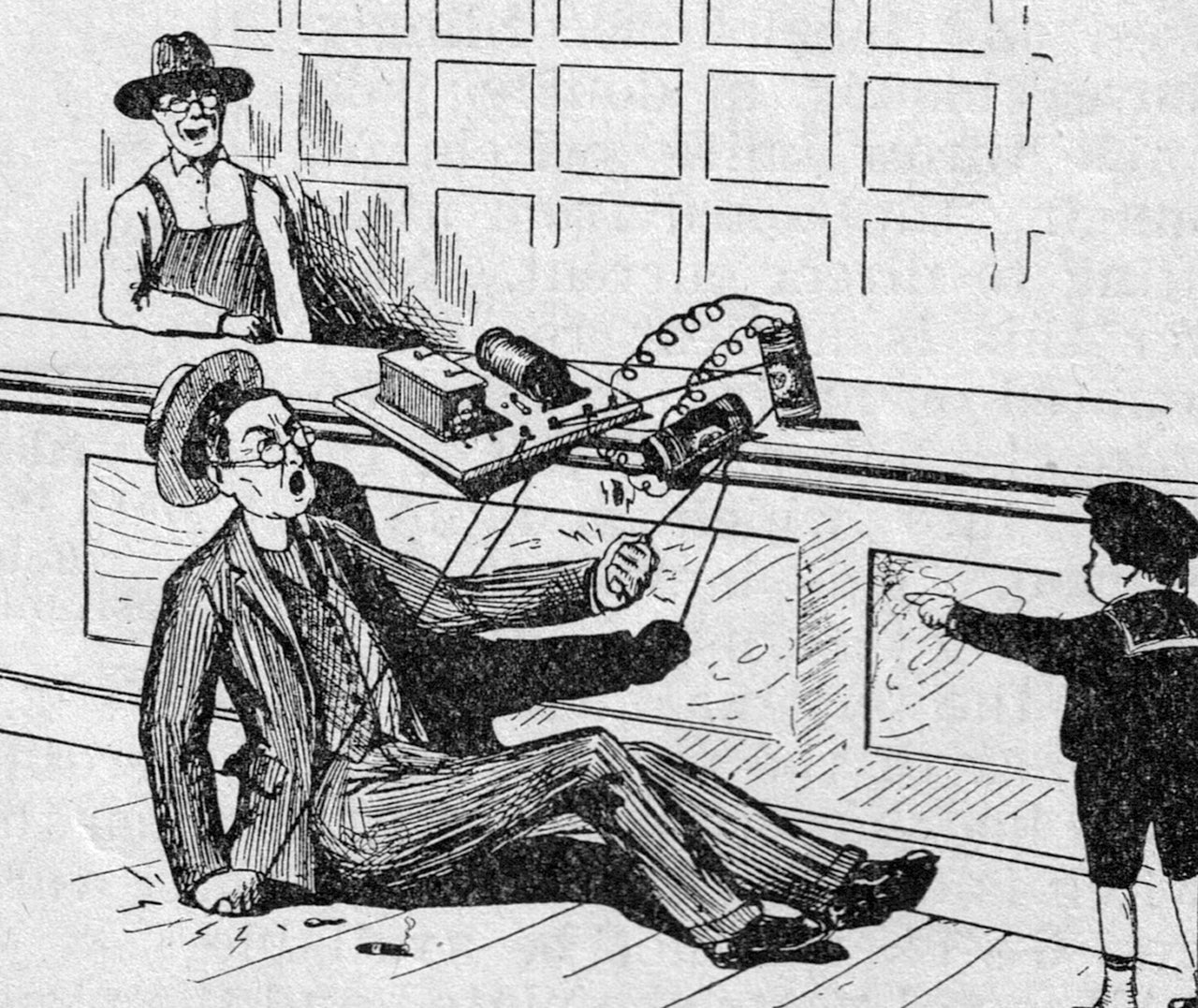 Electrocuting People Was Basically America's Favourite Pastime In The 1920s