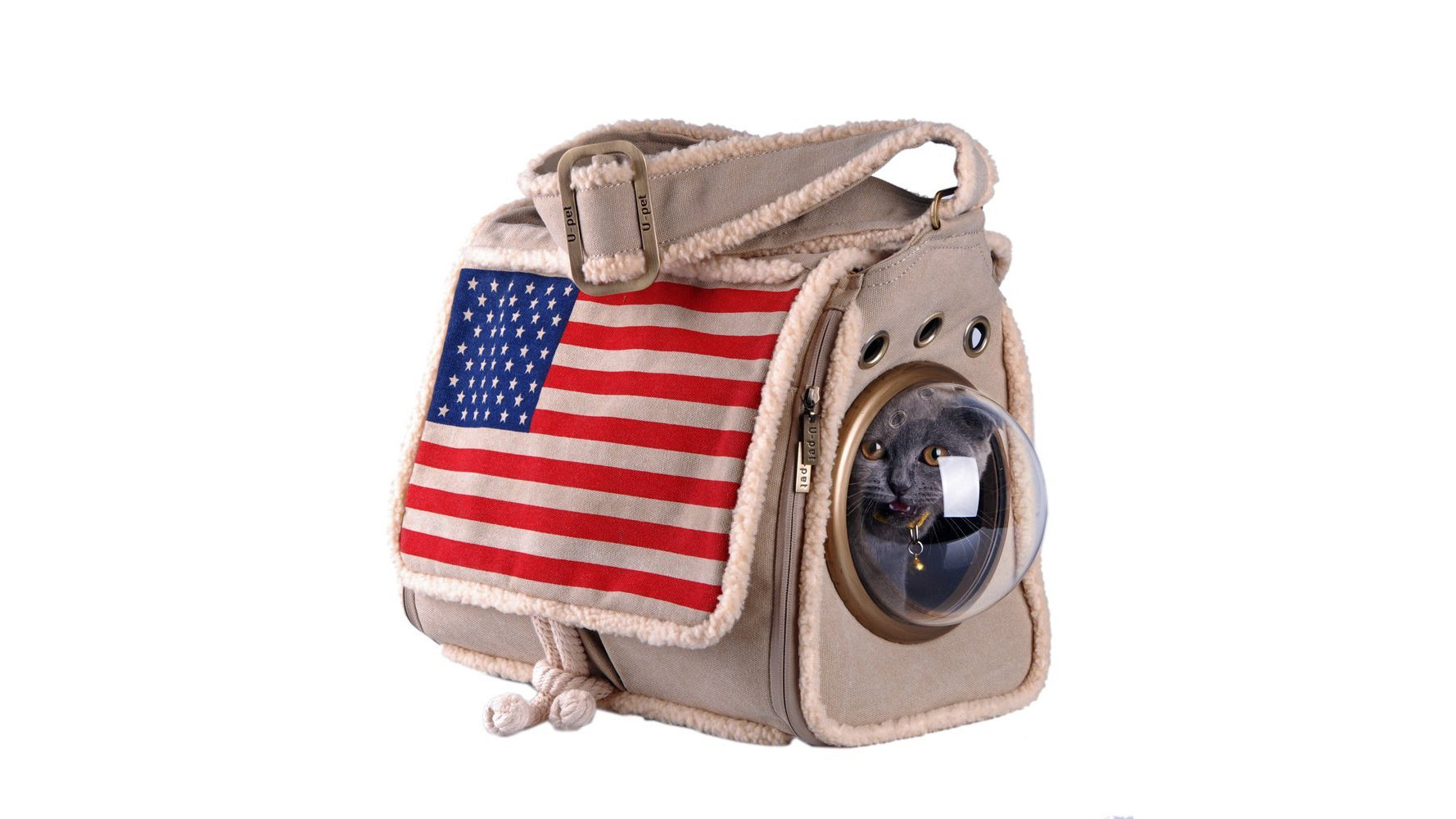 Your Pet Desperately Needs This Astronaut-Inspired Backpack