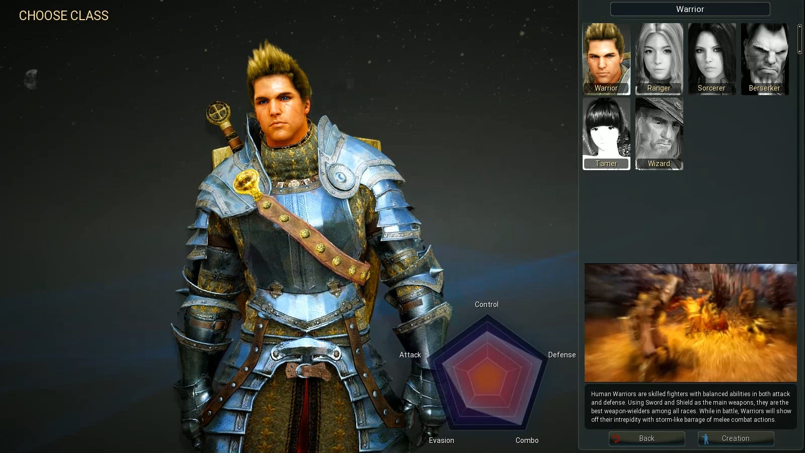 Creating A Character In Black Desert Online Is An Epic Undertaking