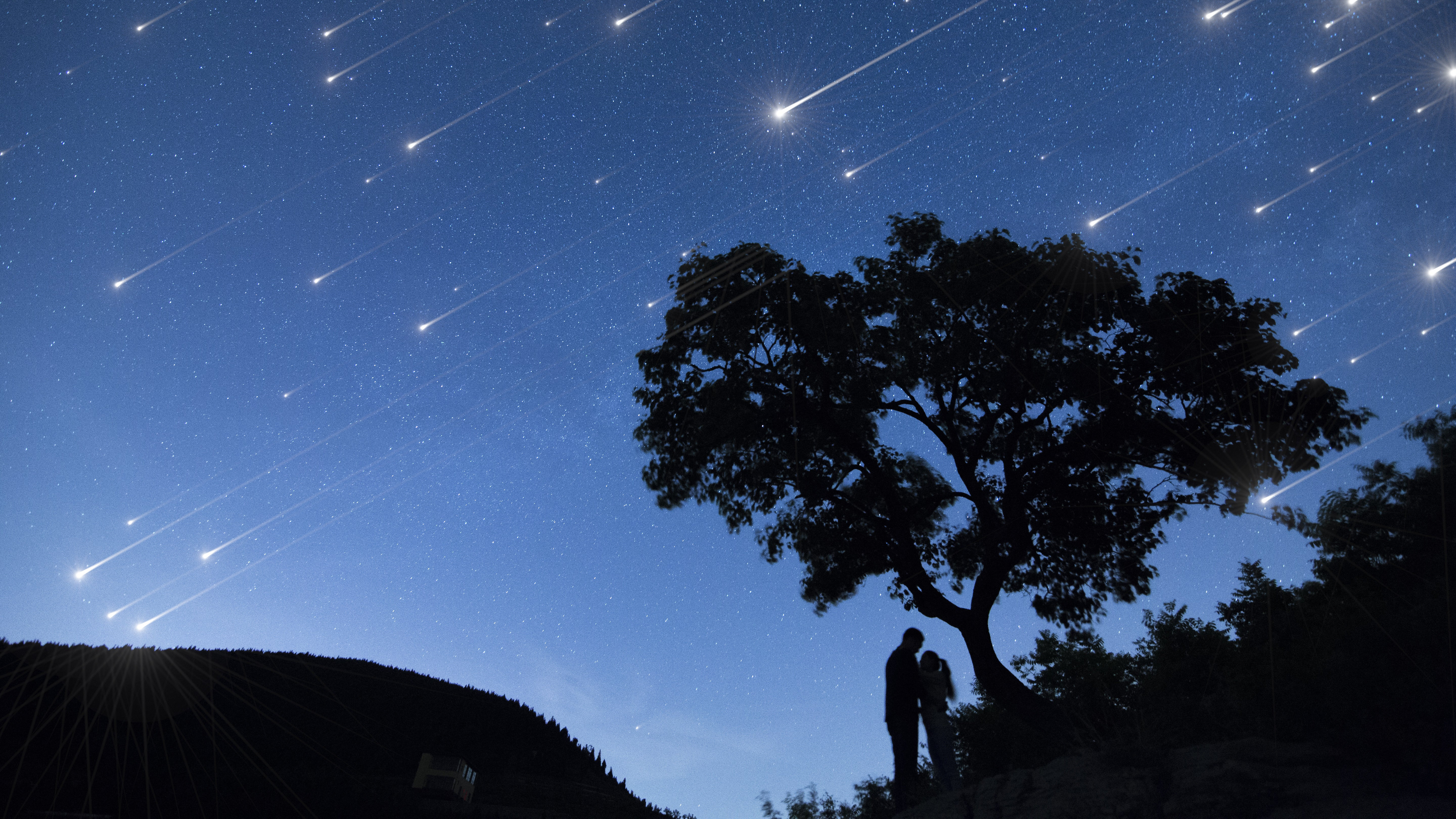 How To Watch The Quadrantids Meteor Shower Tonight
