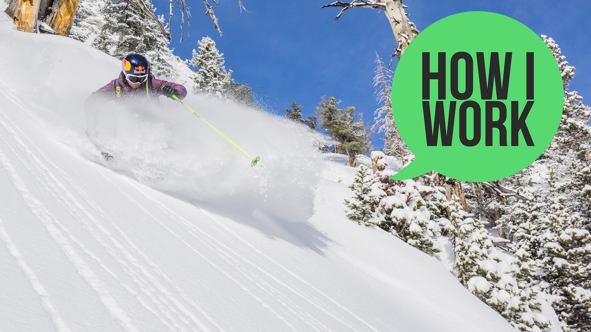 I'm Pro Skier Grete Eliassen, And This Is How I Work