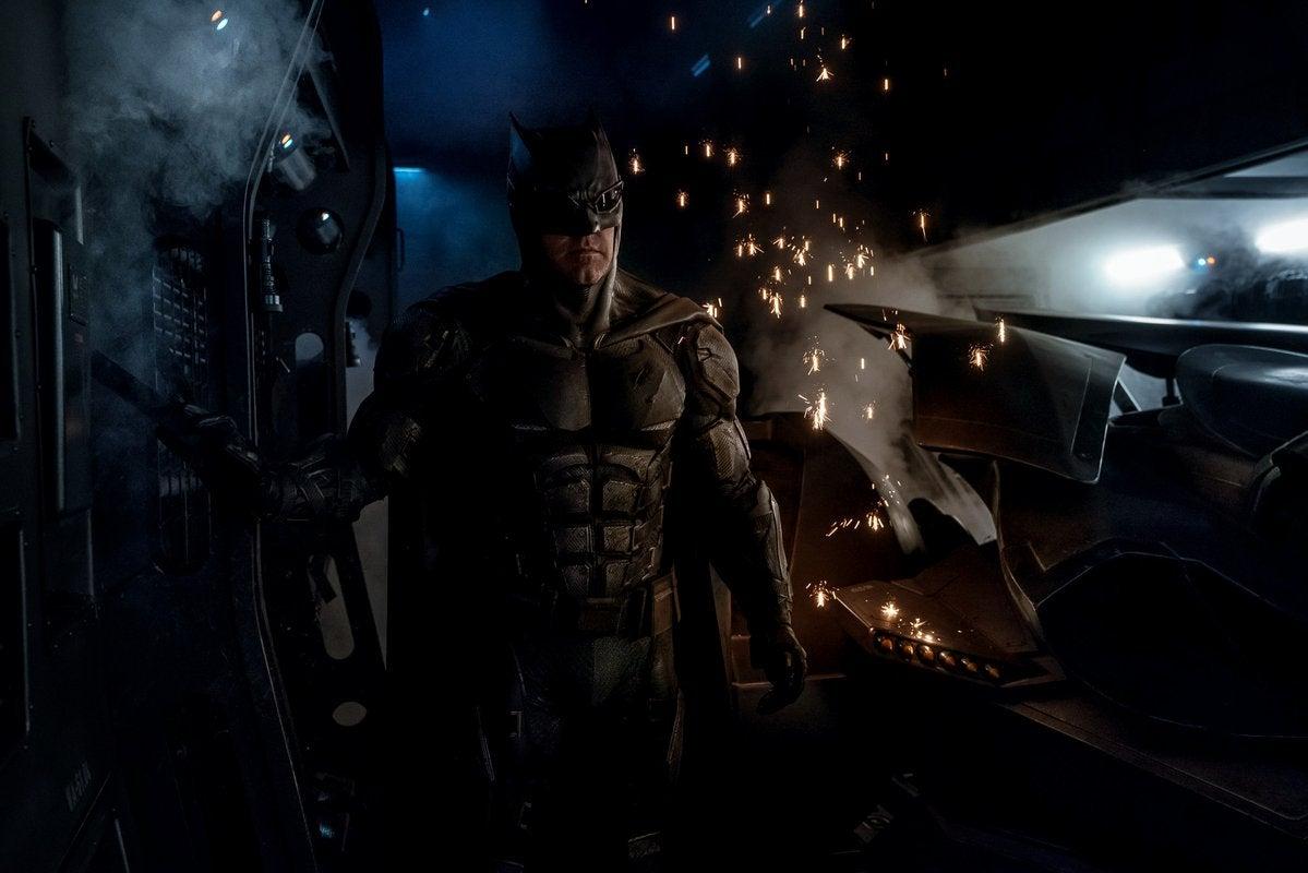 First Look At Batman's New 'Tactical Batsuit' FromJustice League