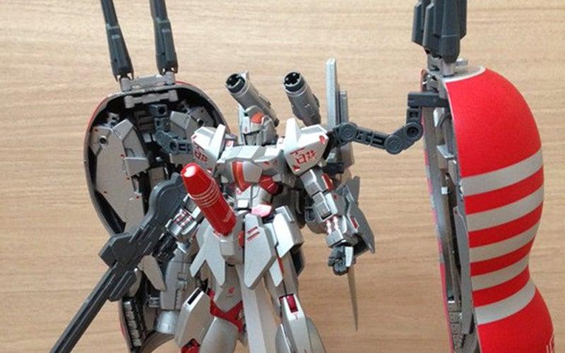 Masturbation Suit Gundam