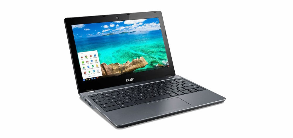Acer's Tough New Chromebooks Are Built to Survive Your Children