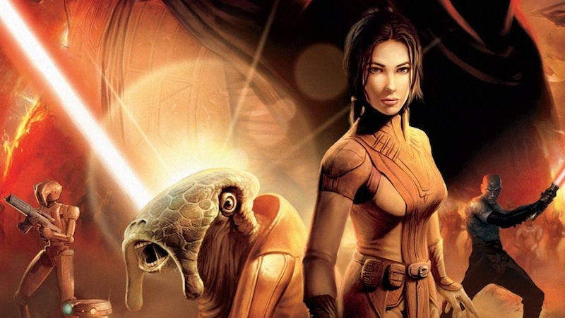 There Is A Knights Of The Old Republic Shout-Out In Aftermath: Empire's End That Will Put A Giant Smile On Your Face