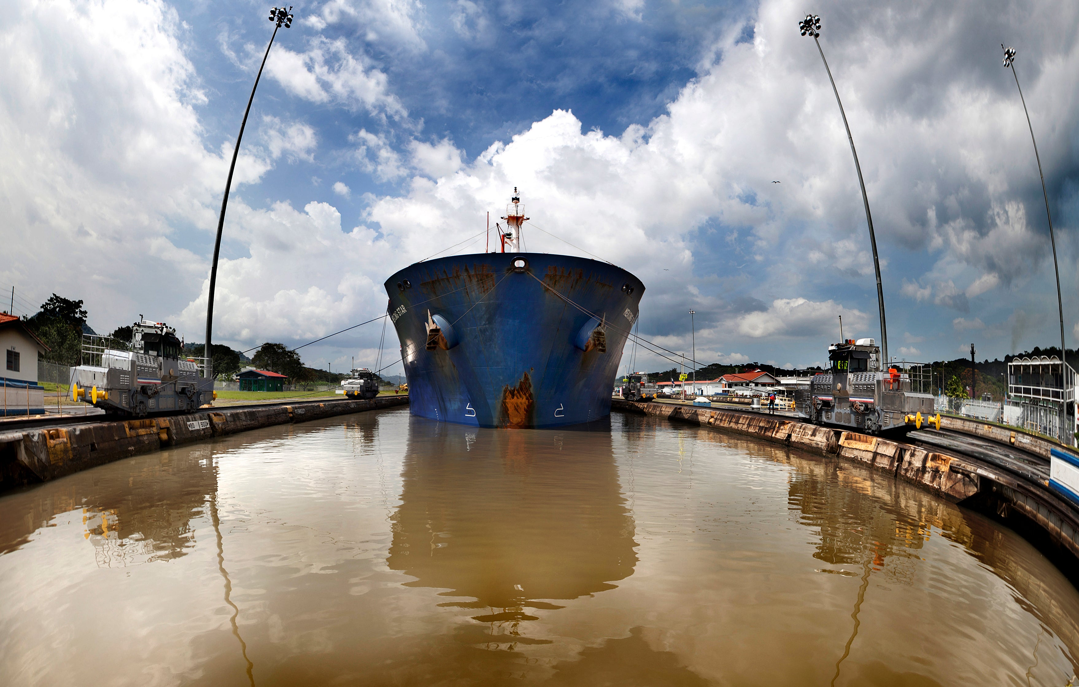 The Panama Canal Is 100 Years Old, Just In Time for Its Makeover