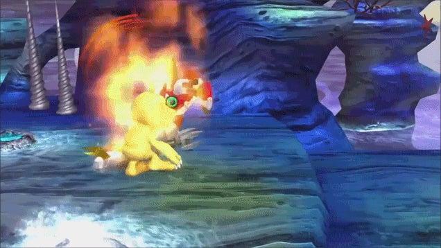 New Digimon Game Gives Fans A Taste Of Super Smash Bros.