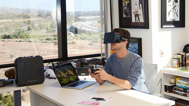 ZeniMax Sues Oculus