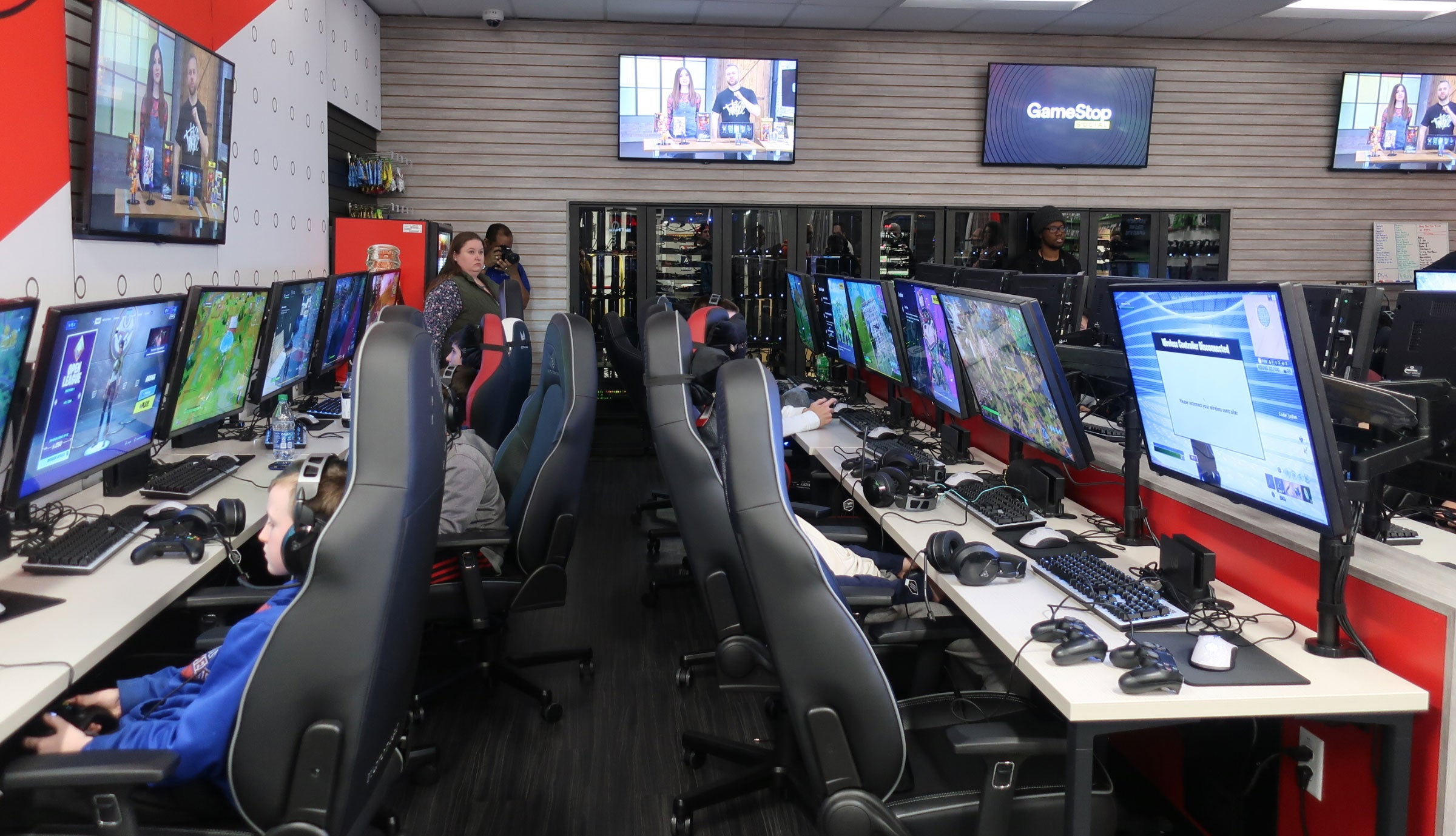 GameStop's Concept Stores Of The Future Are Very Sad