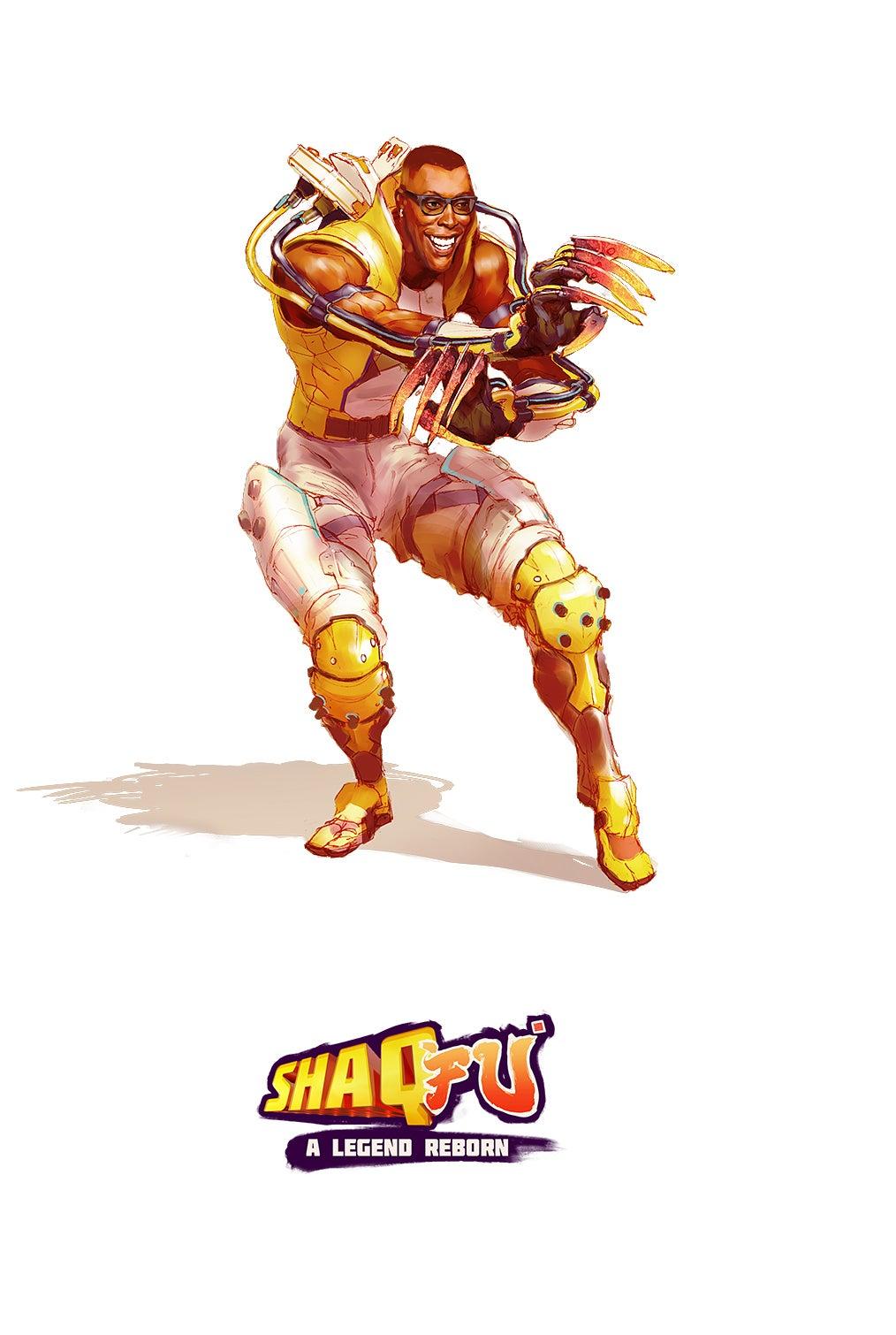 Shaq-Fu 2 Is Happening