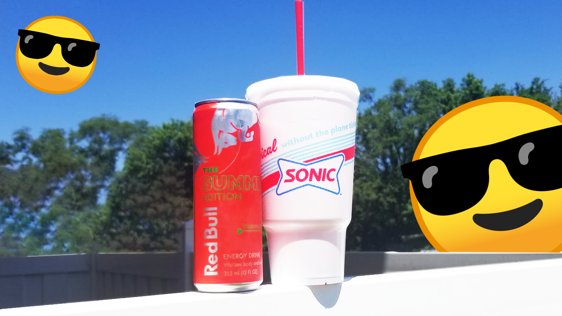 Red Bull Summer Edition Is A Great New Flavour And Bad New Slushie