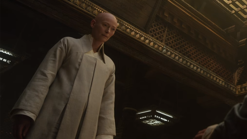 Marvel's Attempts to Justify Dr. Strange's Whitewashing Are Getting Insulting