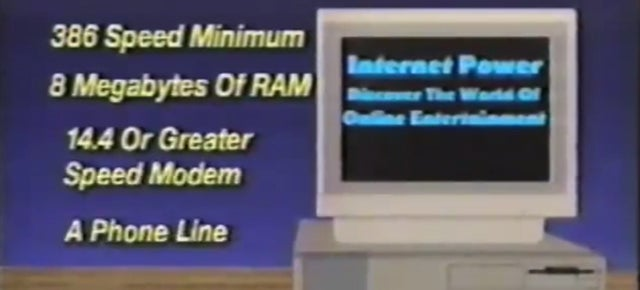 And Here's a Treasure Trove of 90s Videos About the Internet