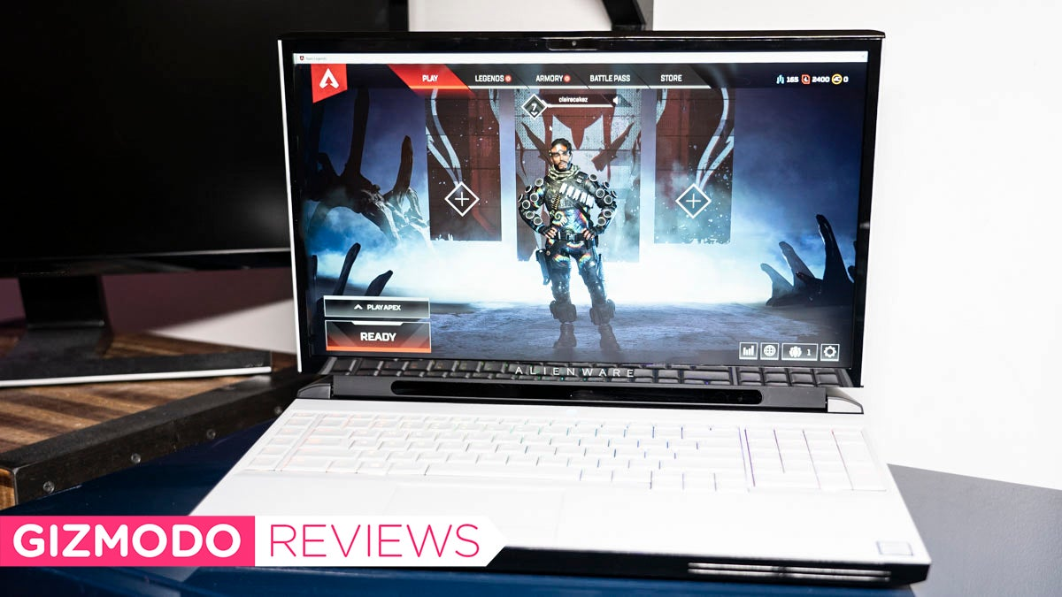 Alienware's Area-51m Is A Gaming Monster That Tackles Some Of The Biggest Problems With Overkill Laptops