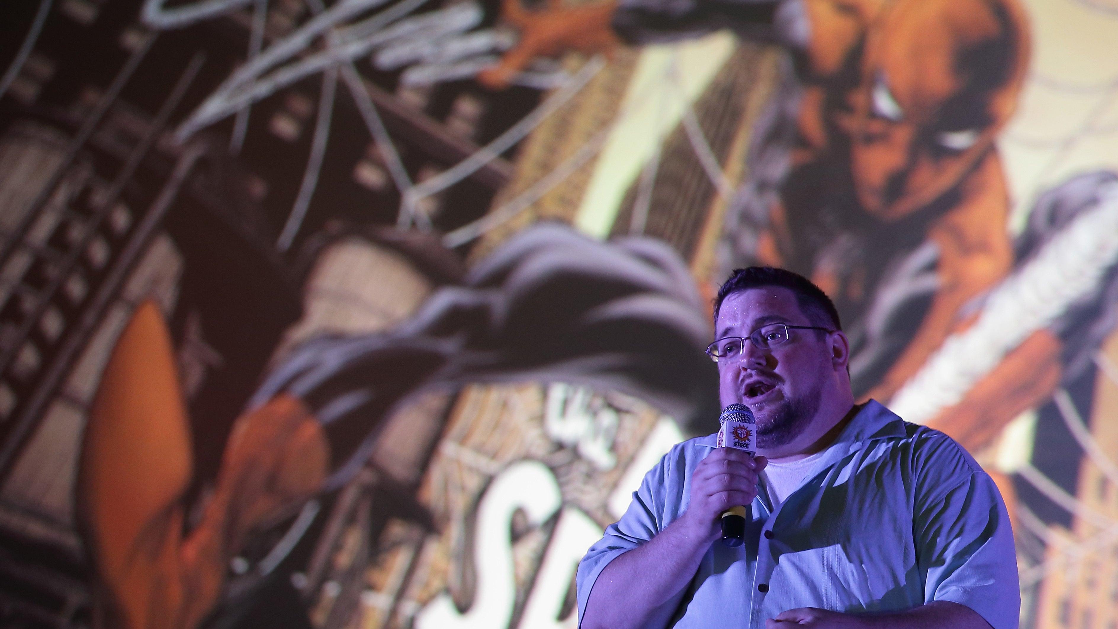 CB CEBULSKI Named MARVEL COMICS Editor-In-Chief