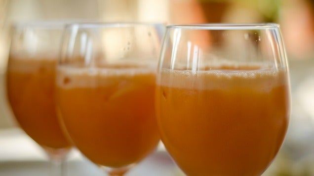 Make This Digestive Tonic to Relieve the Pain of Holiday Overeating