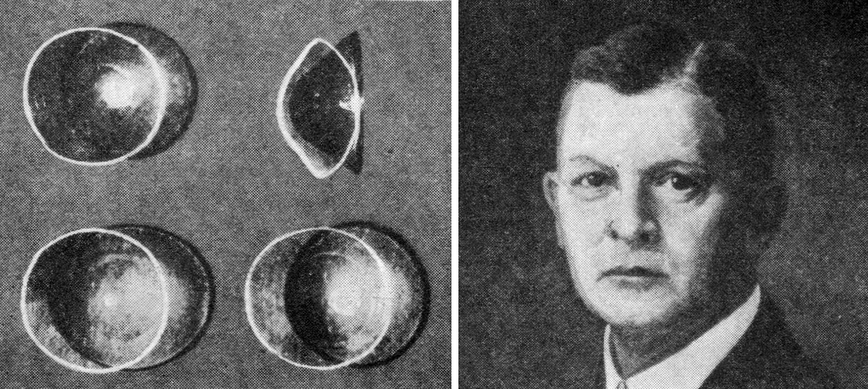 Contact Lenses Used to Be Made Out of Glass