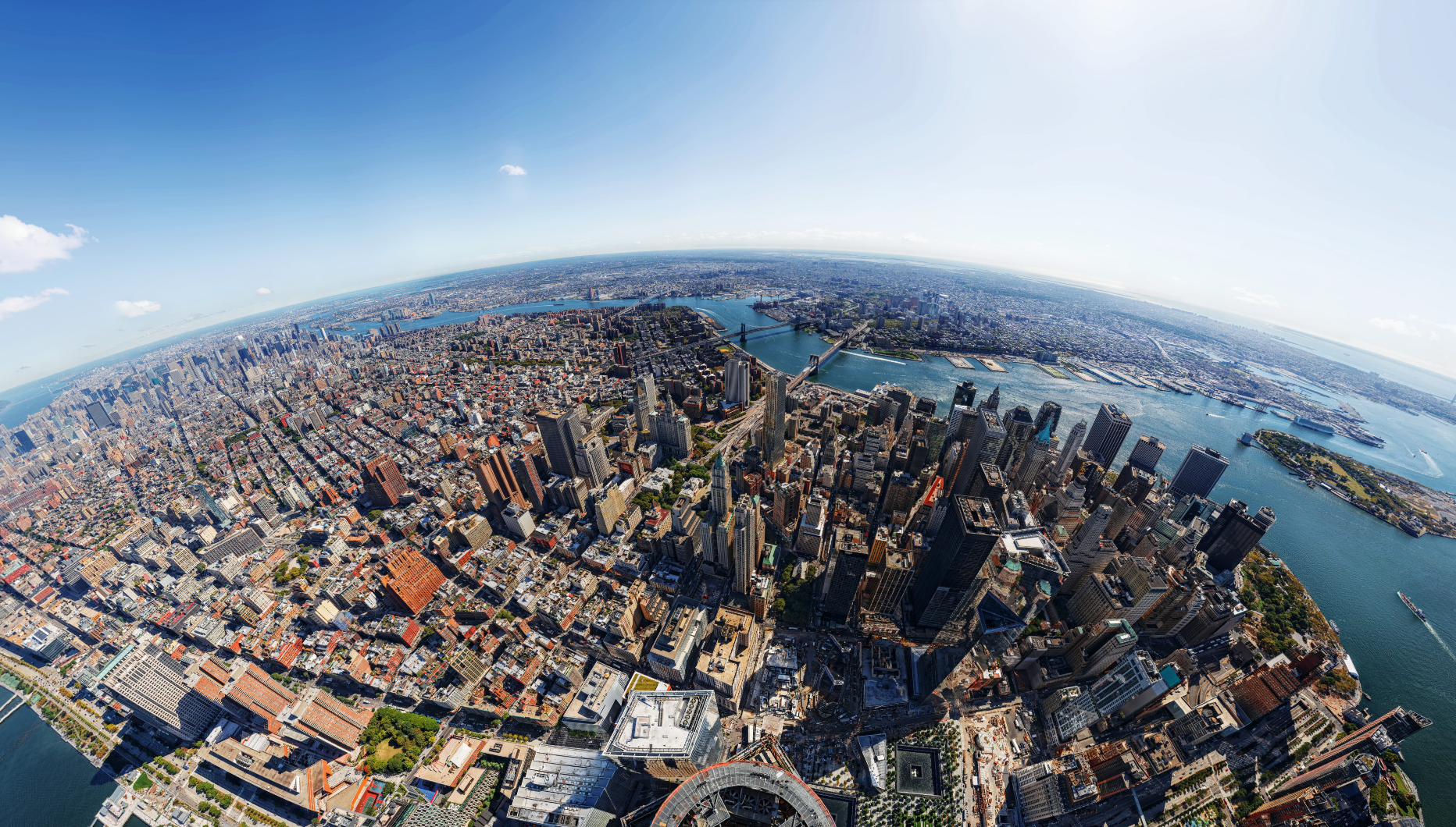 How To Take a Panorama From the Tallest Building In the U.S.