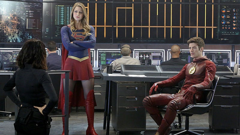 As Demanded By Common Sense,Supergirl And FlashAre Going To Have A Musical Crossover