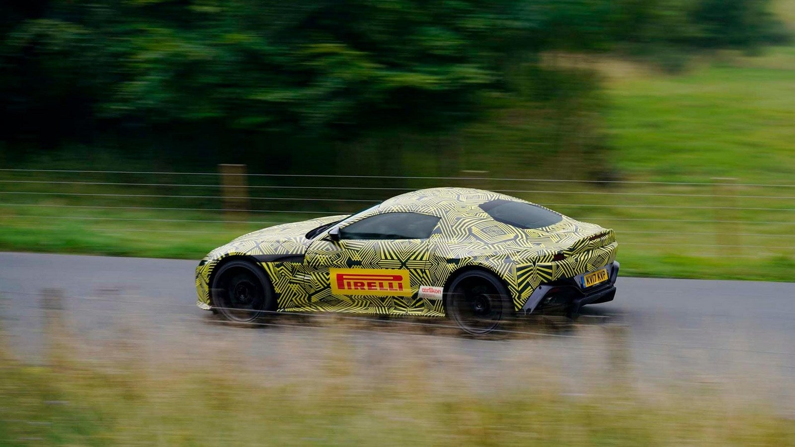 Aston Martin Is Finally Going To Build James Bond's DB10 As The Next Vantage