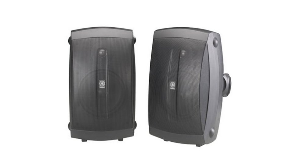 Five Best Outdoor Speakers