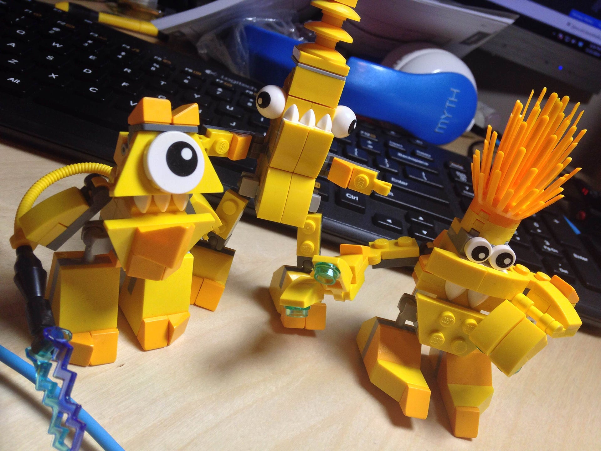 These Mixed-Up Little LEGO Creatures Are Just The Best