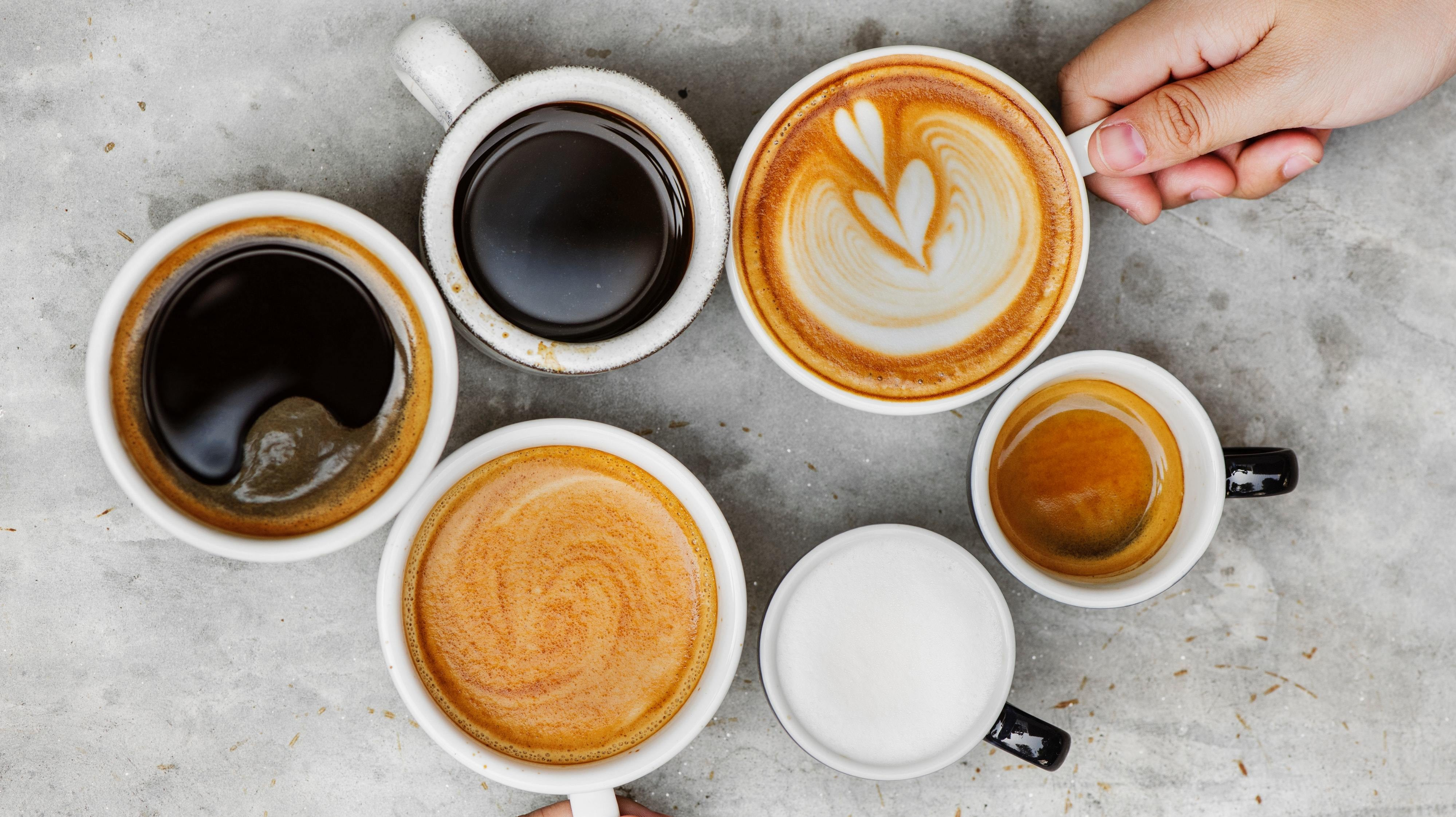 This Caffeine Calculator Helps You Plan Your Day