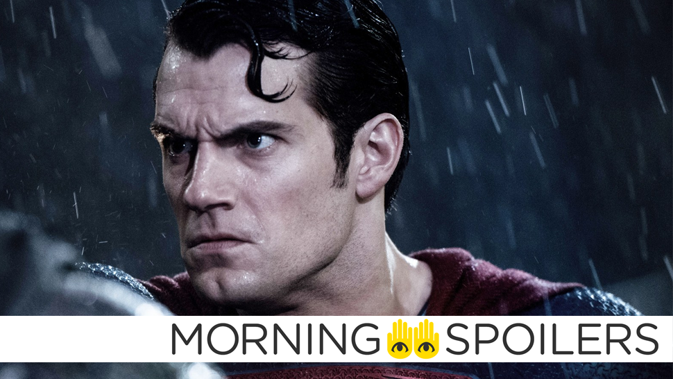 It's Time For More Ridiculous Rumours About Superman's Resurrection In Justice League