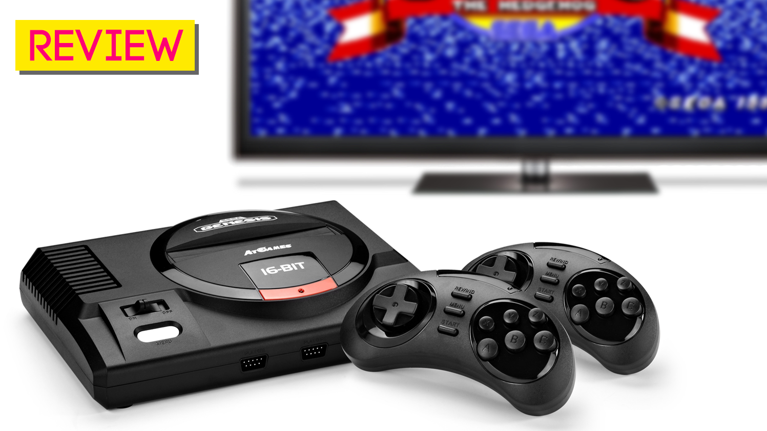 Sega Mega Drive Flashback HD: The Kotaku Review