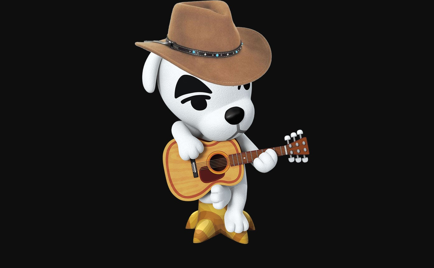 Old Town Road, Covered By Animal Crossing's K.K. Slider