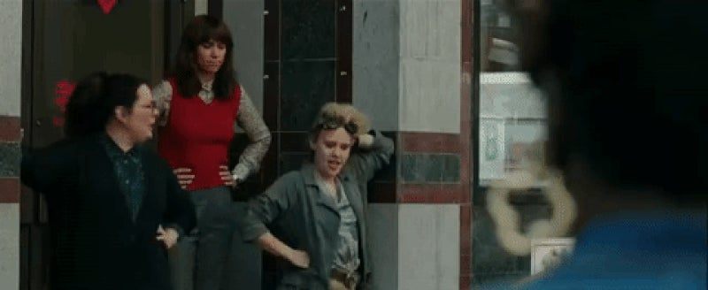 This 10-Minute Video of Kate McKinnon's Ghostbusters Outtakes Is the Lone Bright Spot of 2016