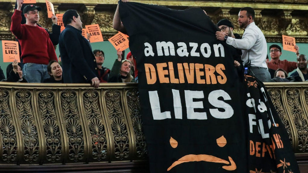 Defence Of Amazon's Face Recognition Tool Undermined By Its Only Known Police Client